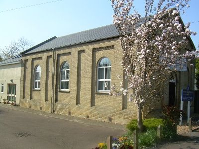 Comberton Baptist Church